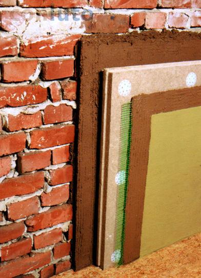 Lehmprojekt bauen handel inspiration - Sistema cappotto interno ...