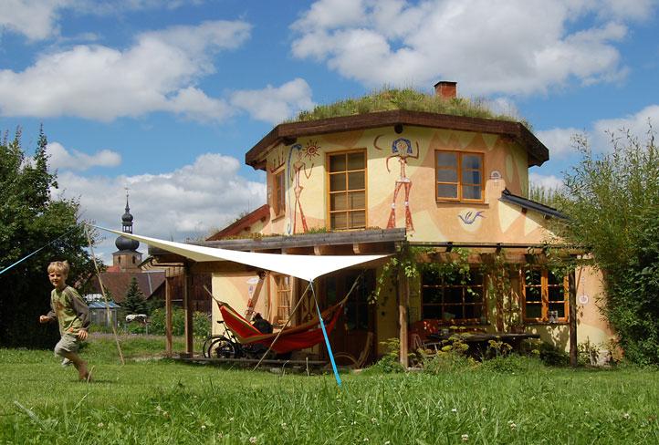 Lehmprojekt bauen handel inspiration for Wochenendhaus modern bauen